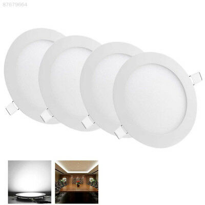 7101 LED 18W 9/12/18/24 W Ceiling Lamp Round Ultra Slim Ceiling Light Panel