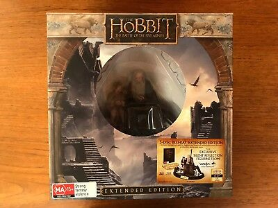 Silent Reflection WETA Statue - From The Hobbit TBOTFA Extended Edition Set