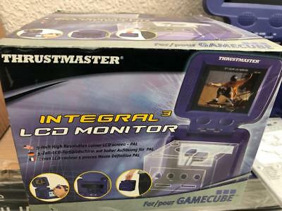 Monitor Gamecube Lcd Thrustmaster New And Sealed