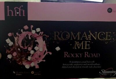 *Slimming World Rocky Road Hi Fi Bars 4 Boxes Of 6 - 24 bars