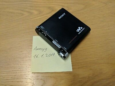 Sony MZ-RH1, PLAYER ONLY (Player in working condition, battery non-functional)