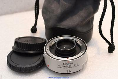 Canon Extender ii EF 1.4x NR> MINT CONDITION x1.4 1.4