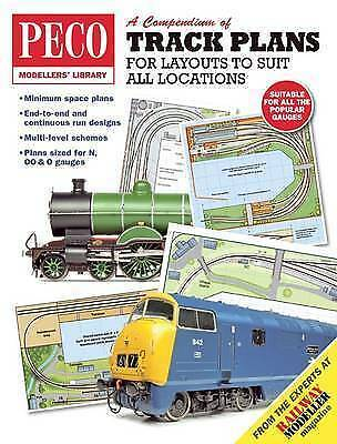 A Compendium of Track Plans: For Layouts to Suit All Locations PM202 for N OO O