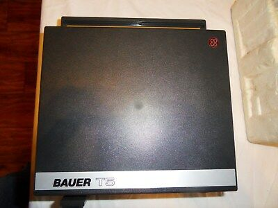 Bauer t5 film projector
