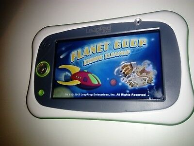 Leapfrog leappad ultimate in green with 12 extra downloads games videos  Rrp£129