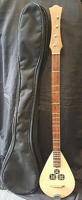 Greek Bouzouki . 4 String comes with case