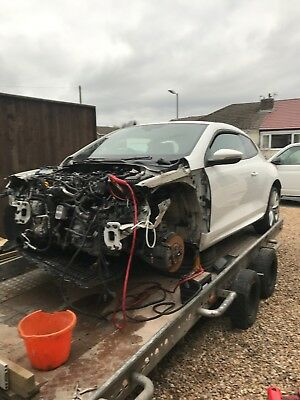 Volkswagen Scirocco 2.0 TDI 2013  **BREAKING FOR SPARE PARTS ONLY