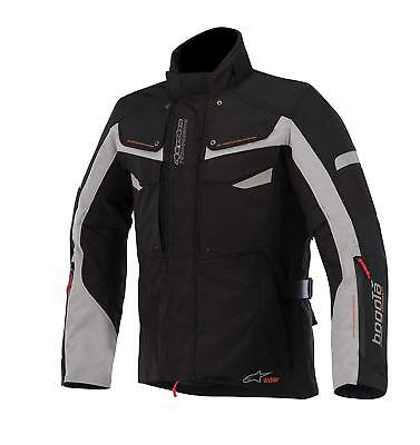 Alpinestars Bogota Jacket Black Textile Motorcycle Jacket LARGE OFFER