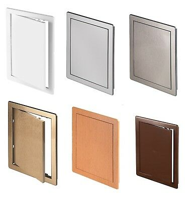 High Quality ABS Plastic Access Panels / Revision Door Inspection Service Point