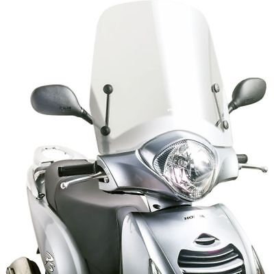 Windscheibe Windschild Puig T.S. transparent / klar für Honda Passion 125 (06-14