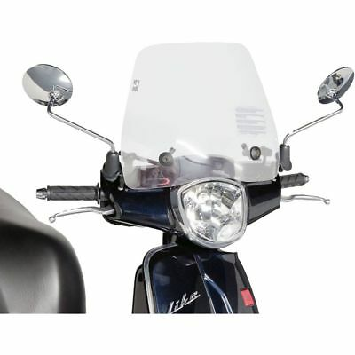 Windscheibe Windschild Puig Trafic transparent / klar für Kymco Like 50, 125, 20