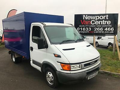 2004 Iveco Daily Tipper