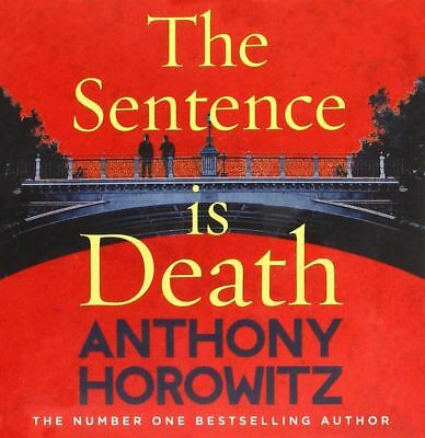 The Sentence Is Death By Anthony Horowitz - Audio CD
