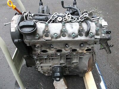 VW  Polo 6 N2 Lupo Motor  Gebrauchtmotor  1,4 MPI  AUD