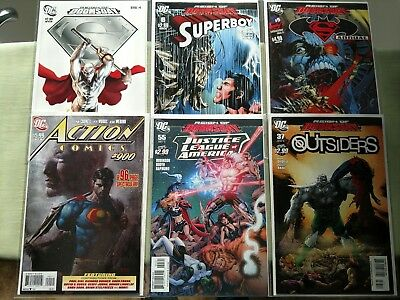 Superman: Reign of Doomsday (COMPLETE Storyline)