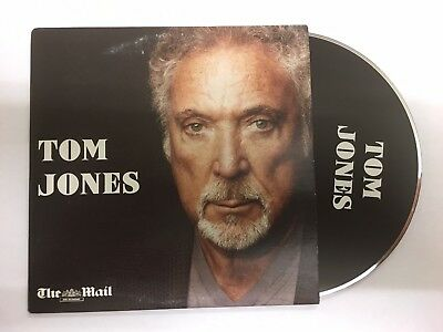 TOM JONES -GREATEST HITS  CD-Thunderball,Delihah,It's Not Unusual,What Good Am I