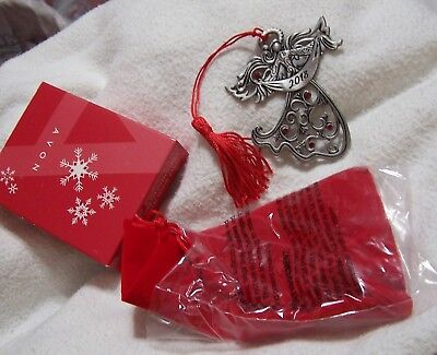 AVON 2018 Pewter Collectible Christmas Ornament **NEW**