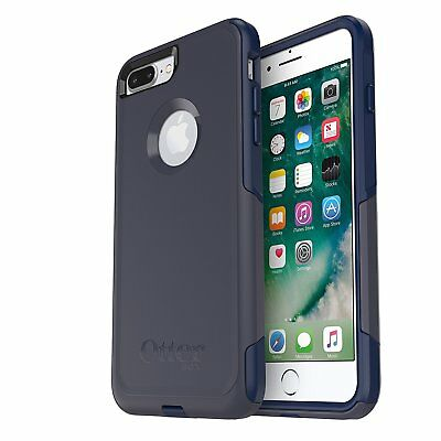 OtterBox Commuter Series Case for iPhone 8 Plus & iPhone 7 Plus (Indigo Way )