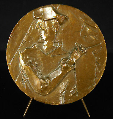 medal the drawing son history the painting and l'art rock E s bouneau medal