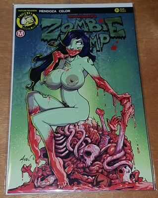 Zombie Tramp #51 Artist Risque Variant New NM