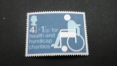 GB 1975 Health and Handicap Fund Mint Stamp
