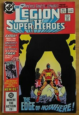 Legion of Super-Heroes #298 1983 VF+ DC Bronze Comics Keith Giffen - 50+ FREE