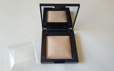 bareMinerals Invisible Glow Powder Highlighter Gilded Glow 7g~NEW~No Box