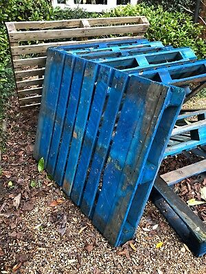 Wooden Pallets - 1200x1000 - Heavy Duty in good condition