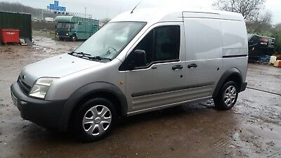 Ford Transit Connect 2003/03 T220 Lwb 1.8 Tddi  Silver Low Miles For Year 108K