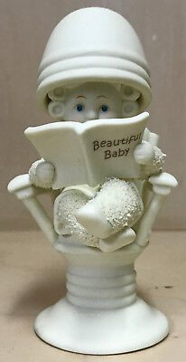 Snowbabies Girls and Curls Figurine