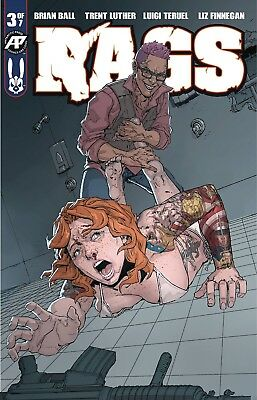 Rags #3 First Printing