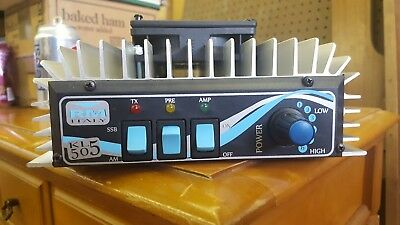Linear Amplifier by RM Italy KL505V W/Fans!!! Super Nice Amp!!!