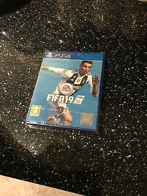 Fifa 19 PS4 PlayStation 4 Brand New And Sealed
