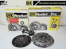 Volkswagon Caravelle Transporter & Multivan 2.5 Tdi New Luk Clutch Kit & Luk Csc