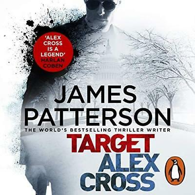 Target: Alex Cross By: James Patterson - Audiobook