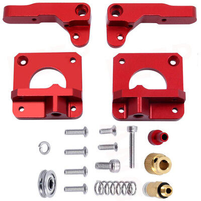 Upgrade Aluminum MK 8 Extruder Drive Feed Frame For CR-10/10S Series 3D Printer