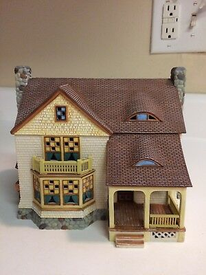 Department 56 Season's Bay First Edition Inglenook Cottage 53304 Mint