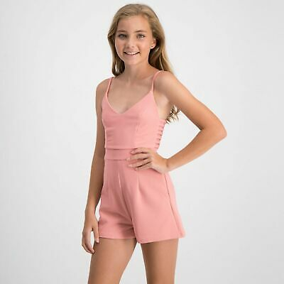 City Beach Ava And Ever Girls Kendra Playsuit