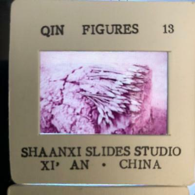 Qin Figures slide from The China Tourist Service Co 13