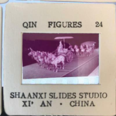 Qin Figures slide from The China Tourist Service Co 24