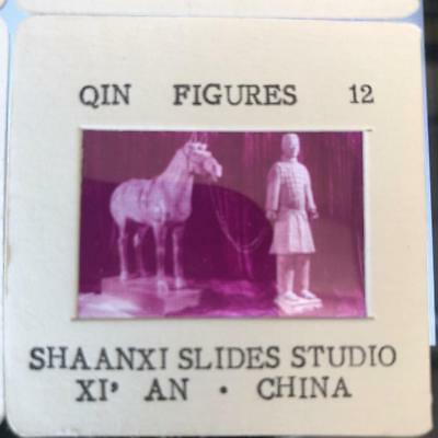 Qin Figures slide from The China Tourist Service Co 12