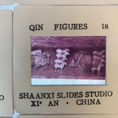 Qin Figures slide from The China Tourist Service Co 18