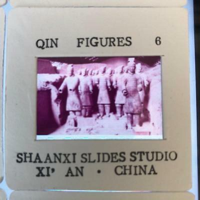 Qin Figures slide from The China Tourist Service Co 6