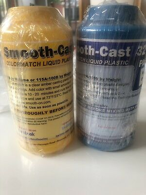 Urethane Casting Resin Smooth On Smooth-Cast 327 Trial Kit 0.86kg/1.9lbs
