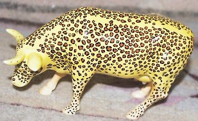 73de0d2bddc Cow Parade  9169 Leopard Cow From 2000 FREE SHIPPING