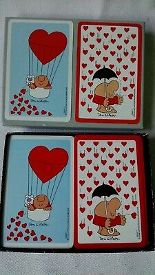 Vintage 1978 Ziggy Playing Cards Set Of Two 2 Decks
