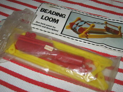 Beading Loom by Eaglecrafts New Plastic Loom Only No Instructions ML/63