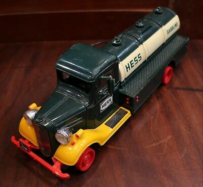 Toy Hess gas truck