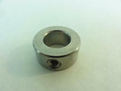"169245 Old-Stock, Climax Metal Products C062S Locking Collar, SS, 5/8"" ID"