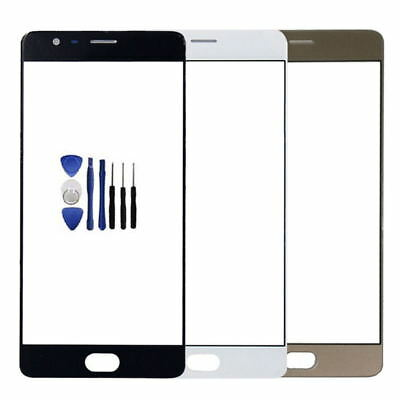 Replacement for Oneplus 2 3 3T 5 5T 6 X Front Outer Glass Lens Screen Panel